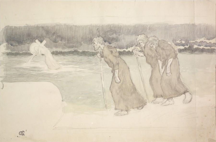 Sur les pas du Christ, Jean-Georges Cornélius