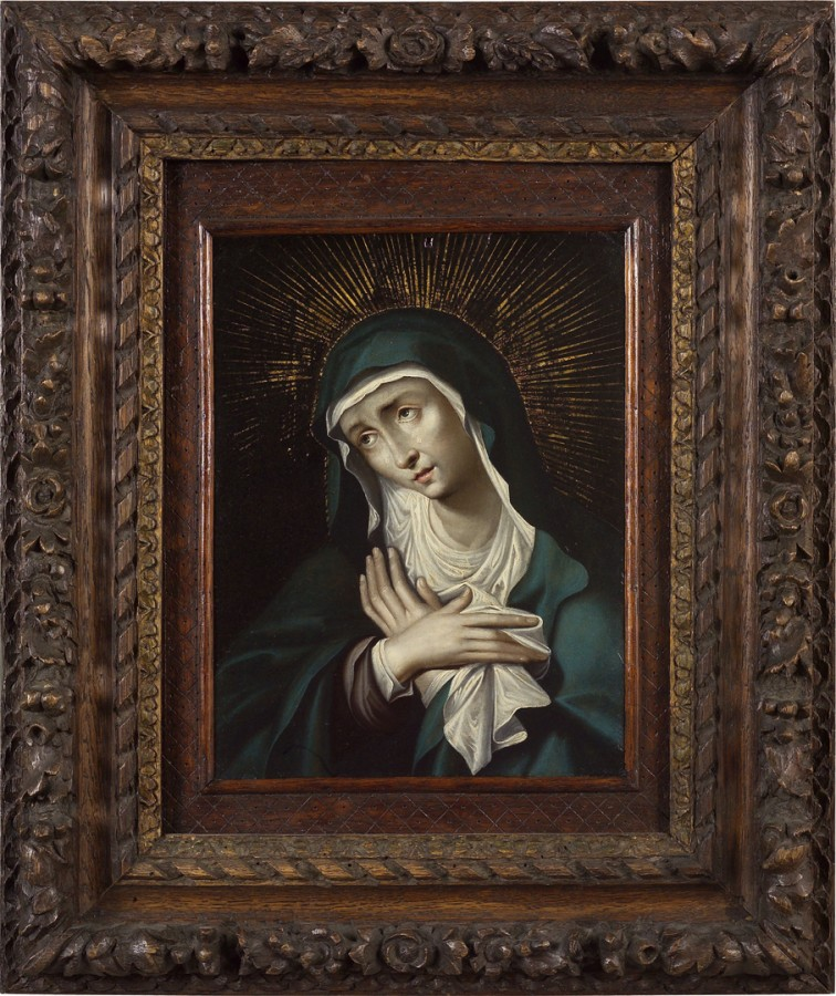 Vierge de pitié, 17e siècle