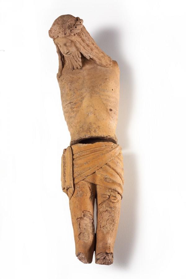 Christ au sourire, première moitié du 16e siècle