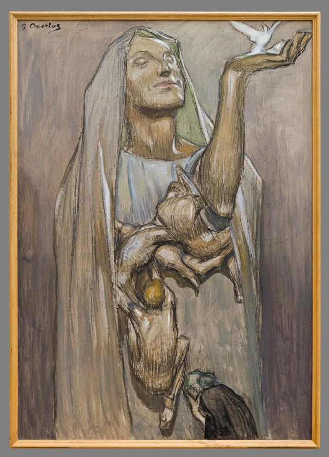 Notre-Dame de consolation, Jean-Georges Cornélius