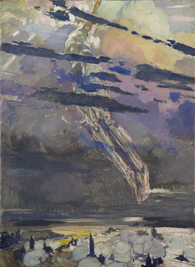 Ascension, Jean-Georges Cornélius