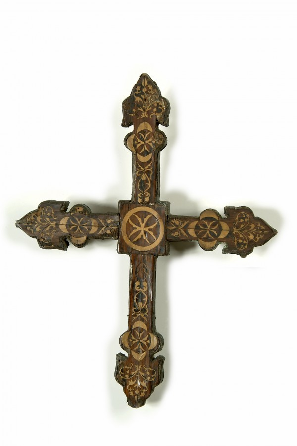 Croix de procession, fin du 12e siècle