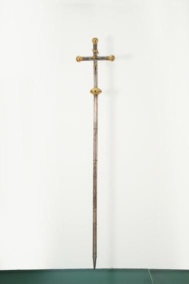 Croix de procession, 15e siècle
