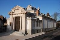 façade du musée du hiéron