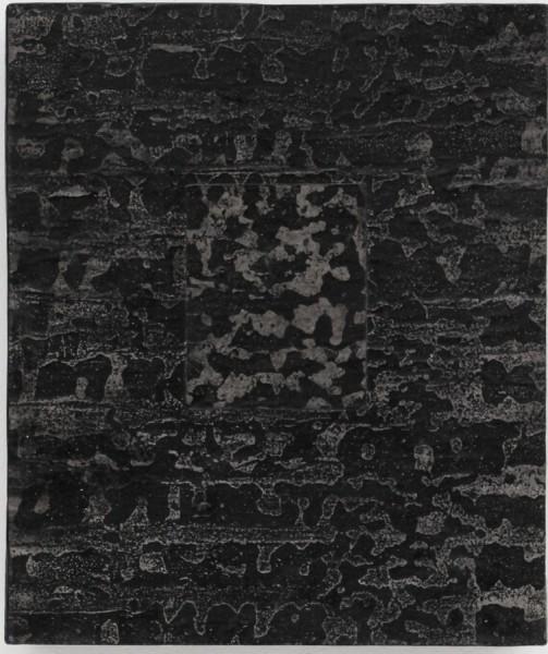Rectangle noir dans le noir, Max Wechsler