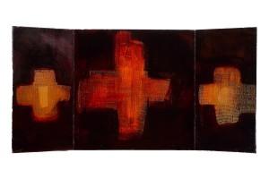 Peinture polyface, Cécile Marie
