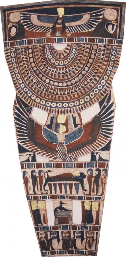 Pectoral de la momie
