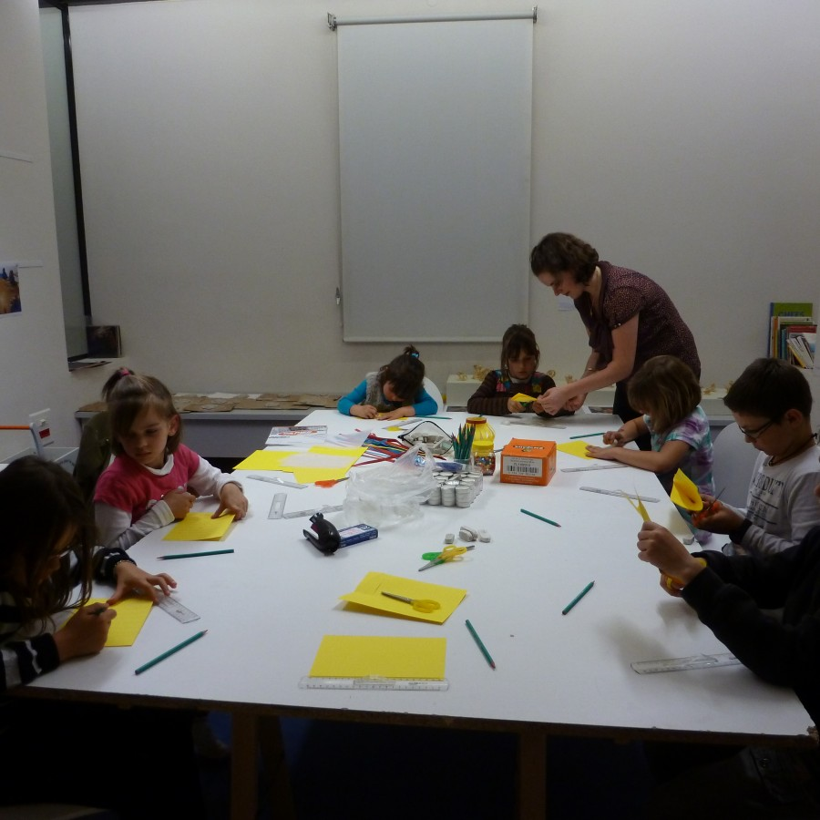"""Atelier """"photophore"""" Nuit des musées"""