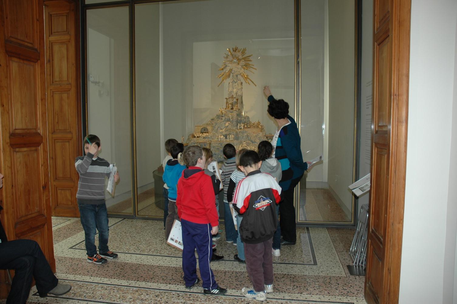 Visite et découverte des collections du musée