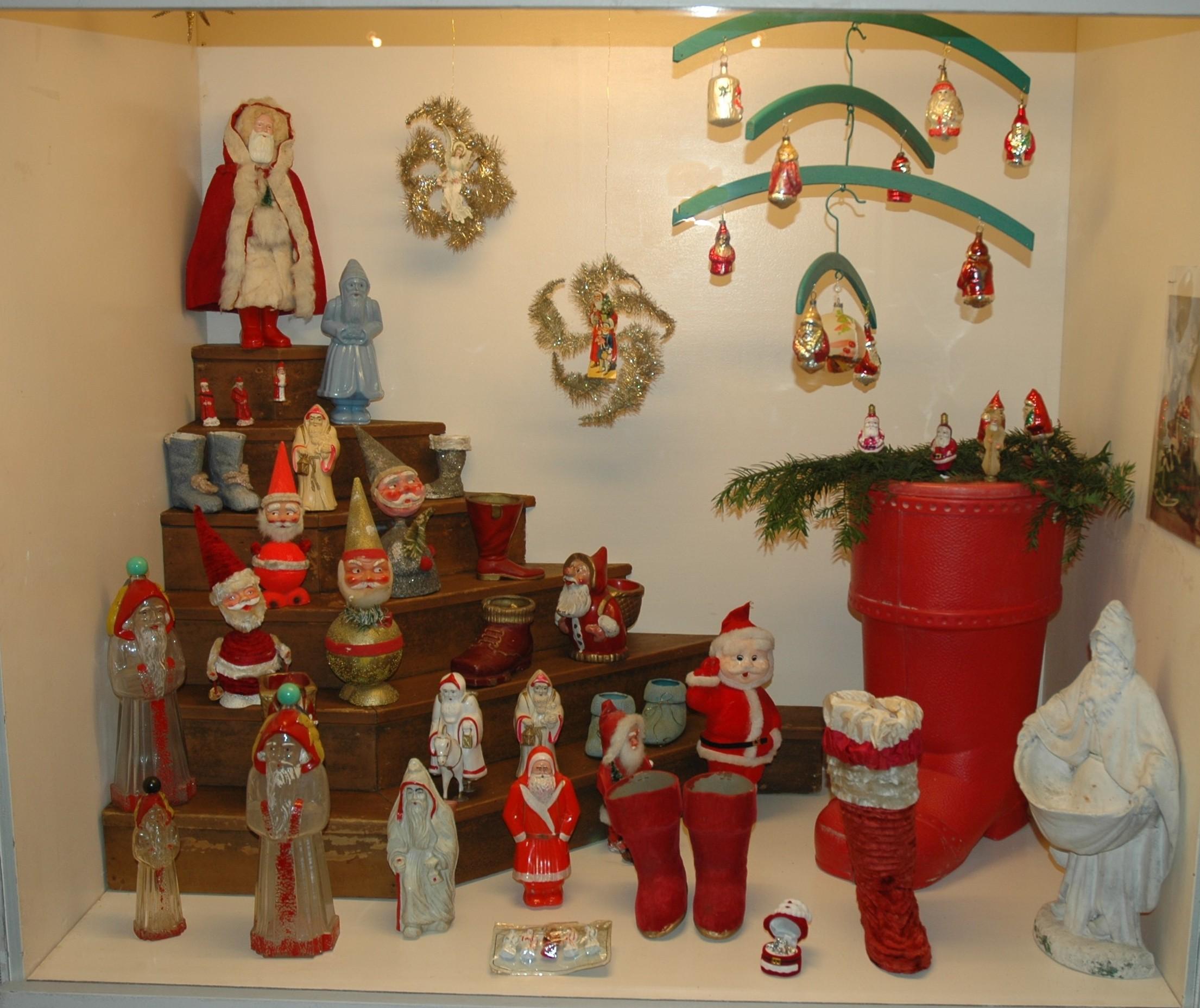 Père Noël & Compagnie...