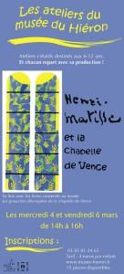 Flyer Matisse