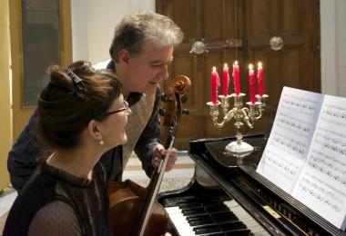 Musée du Hiéron en musique : entrez dans l'univers musical du salon du baron de Sarachaga !
