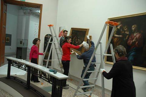 Prêt d'une œuvre au Musée du Monastère Royal de Brou