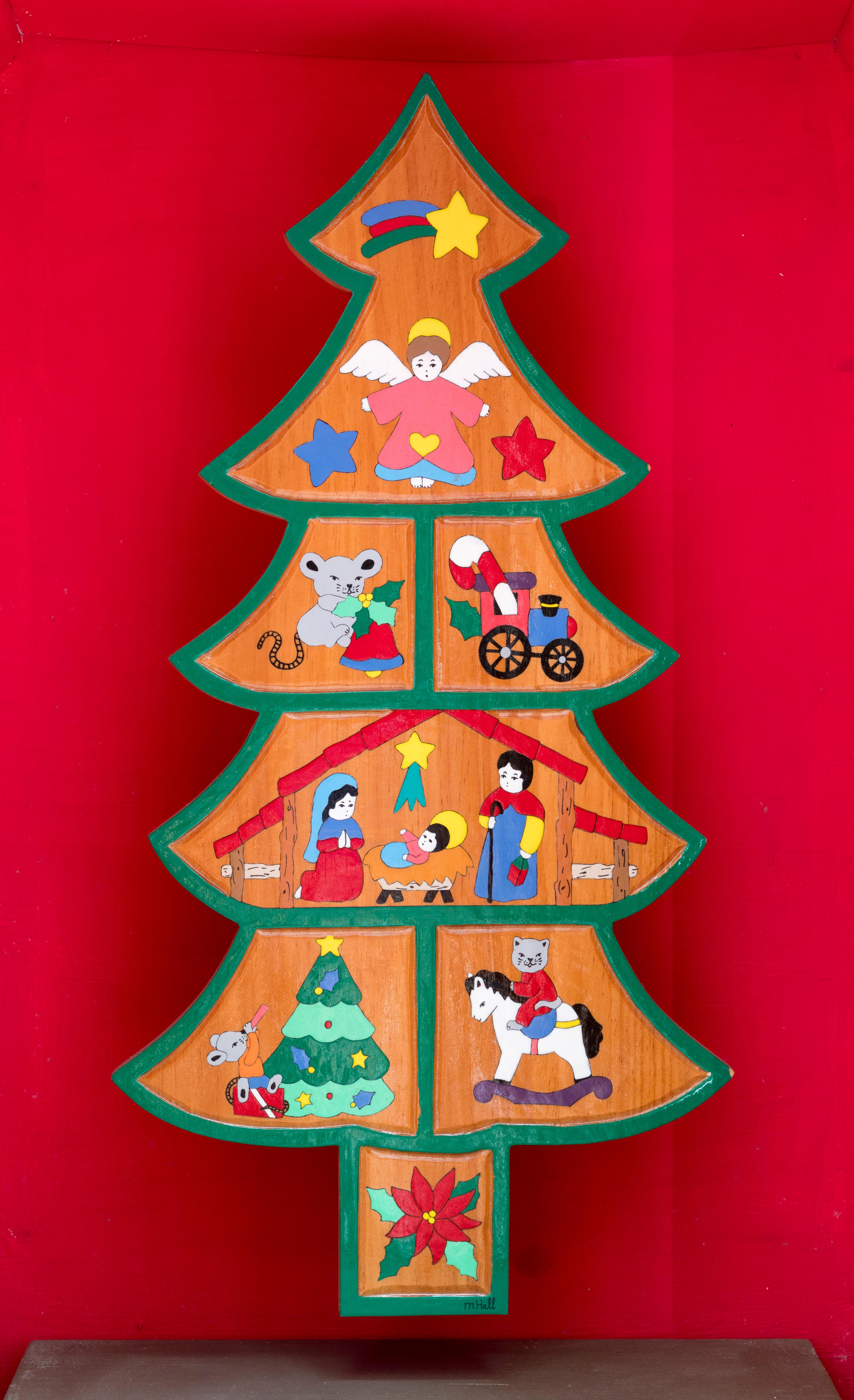 Ateliers créatifs des vacances de Noël