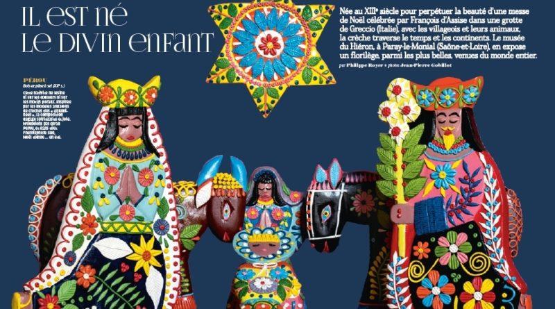Un article dans Pèlerin Magazine !