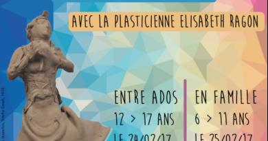Ateliers des vacances de février : nouveauté au musée du Hiéron !