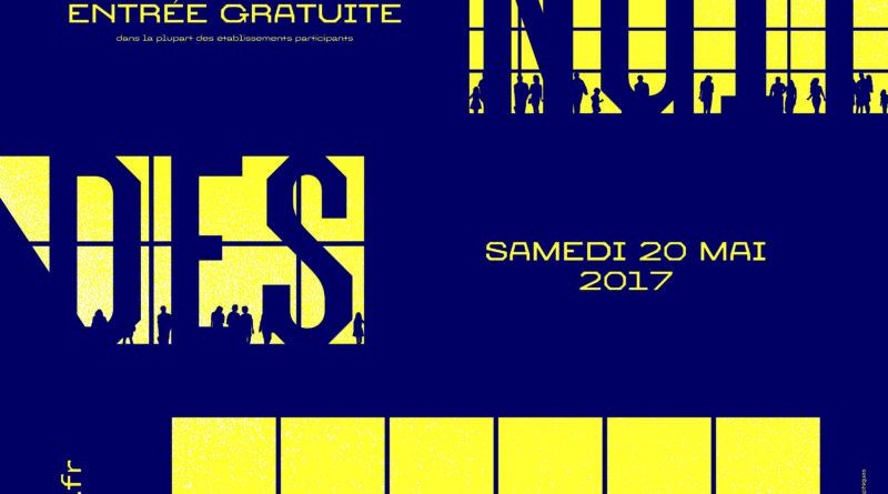 Nuit des Musées le 20 mai 2017