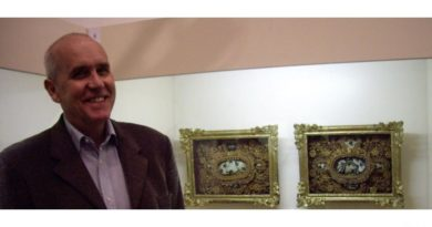 23 novembre : visite commentée de l'exposition avec Thierry Pinette !