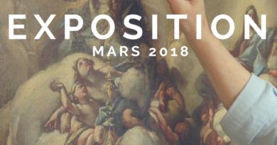 A partir de mars 2018 … Exposition-dossier inédite