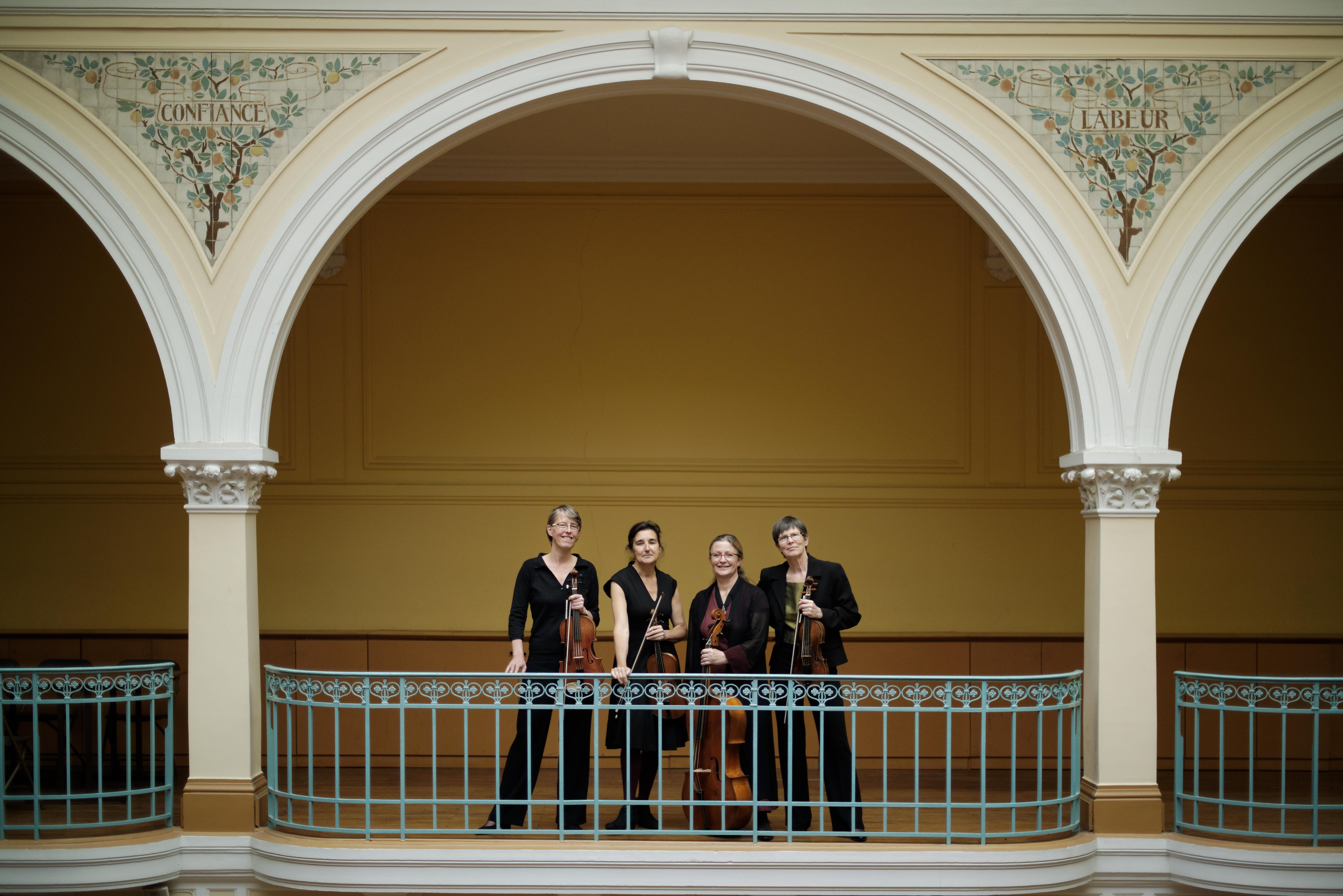 Quatuor Pleyel, 2018