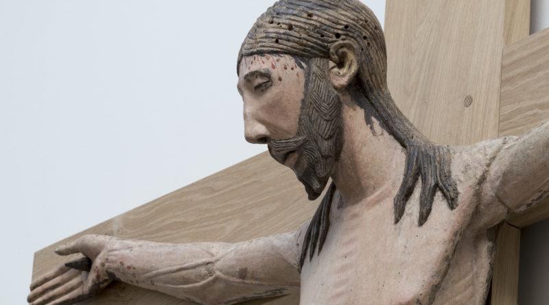Exposition du Christ roman de Varenne-l'Arconce