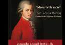 Conférence «Mozart et le sacré»