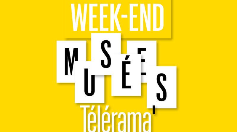 Week-end Télérama 24 et 25 mars