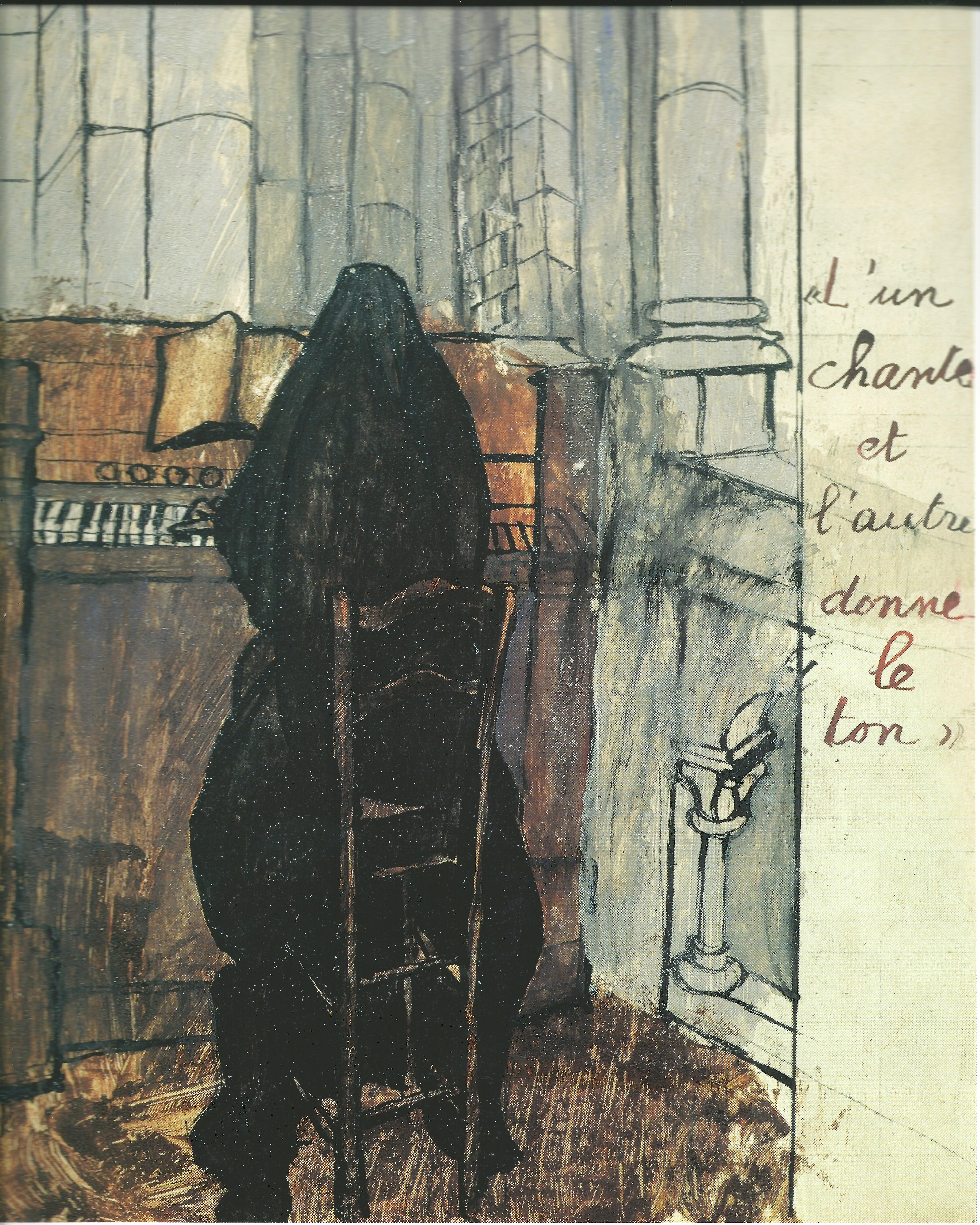 Geneviève Gallois (1888-1962), peintre et moniale