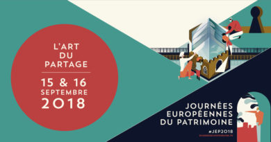 Les Journées Européennes du Patrimoine au Hiéron ! 15-16 septembre 2018