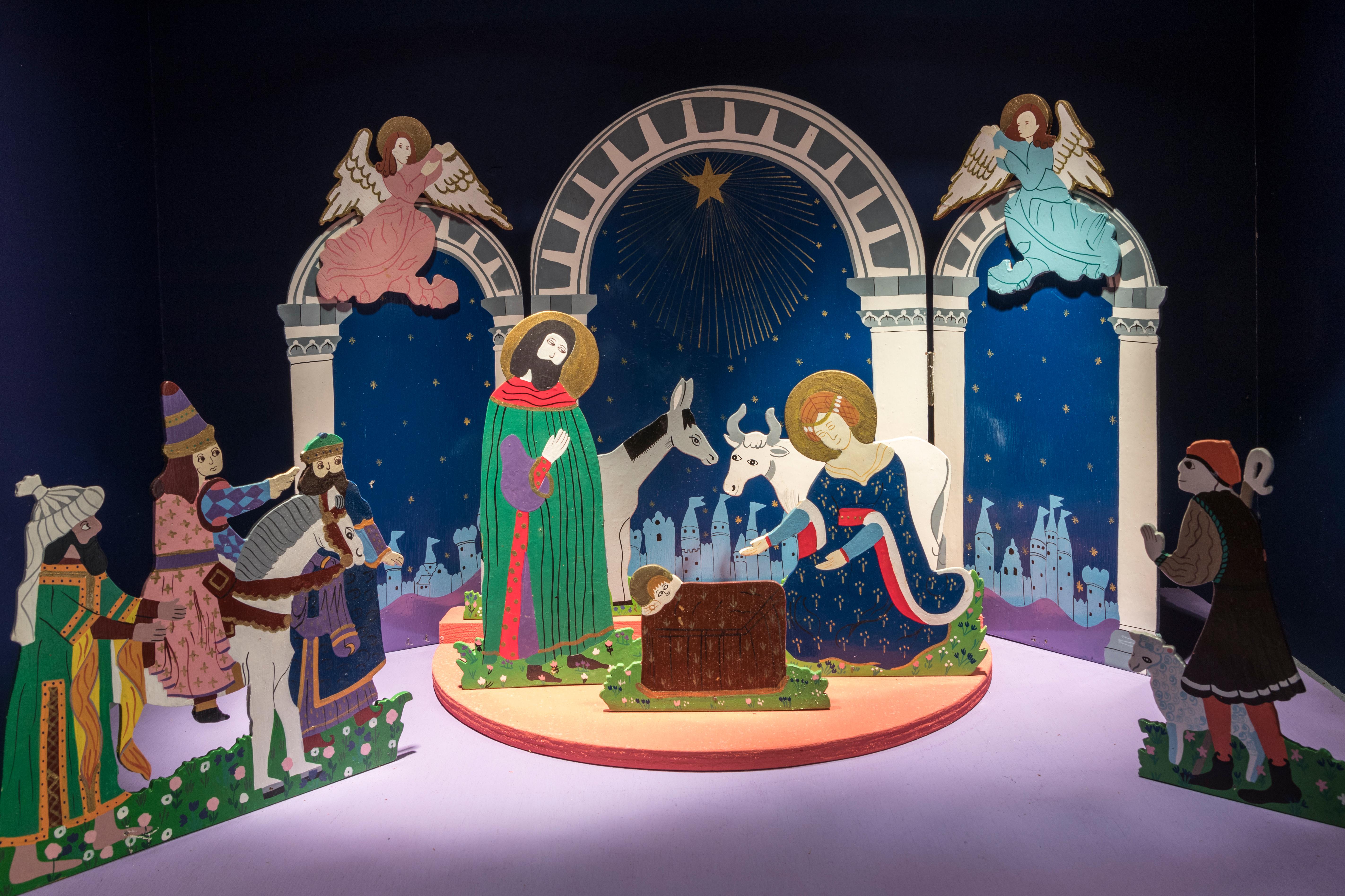 """Exposition """"Crèches du monde"""", 2016"""