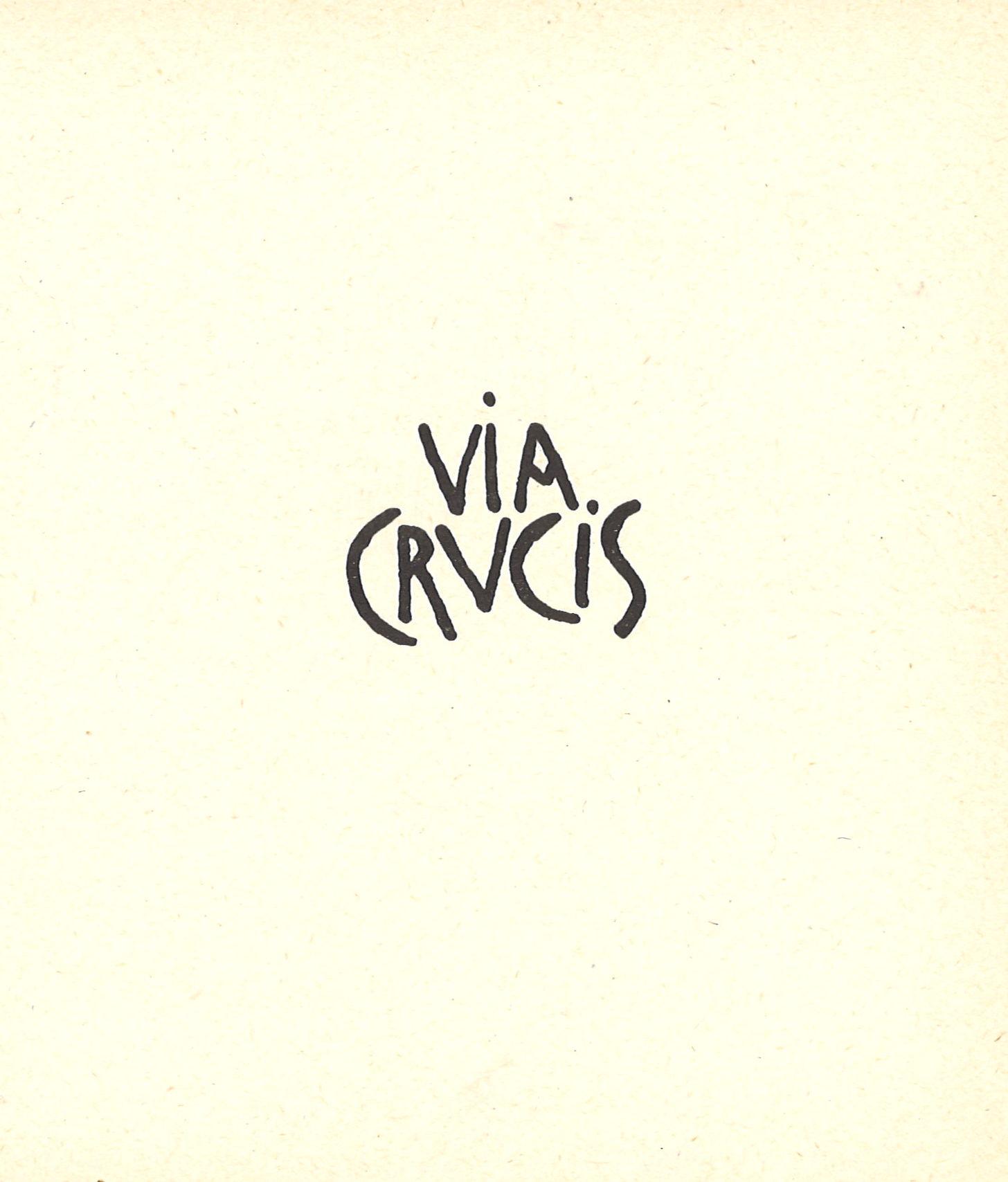 Via Crucis, Geneviève Gallois