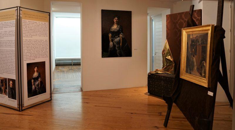 Jeudi 13 août : Visite commentée de l'exposition