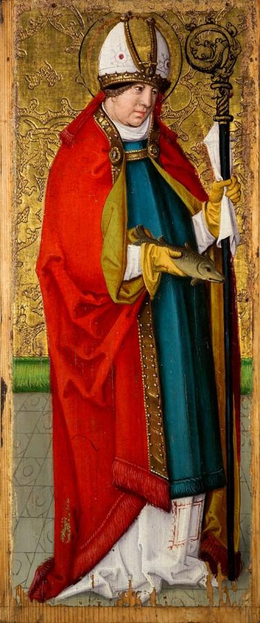 Saint Ulrich d'Augsburg, 15e siècle