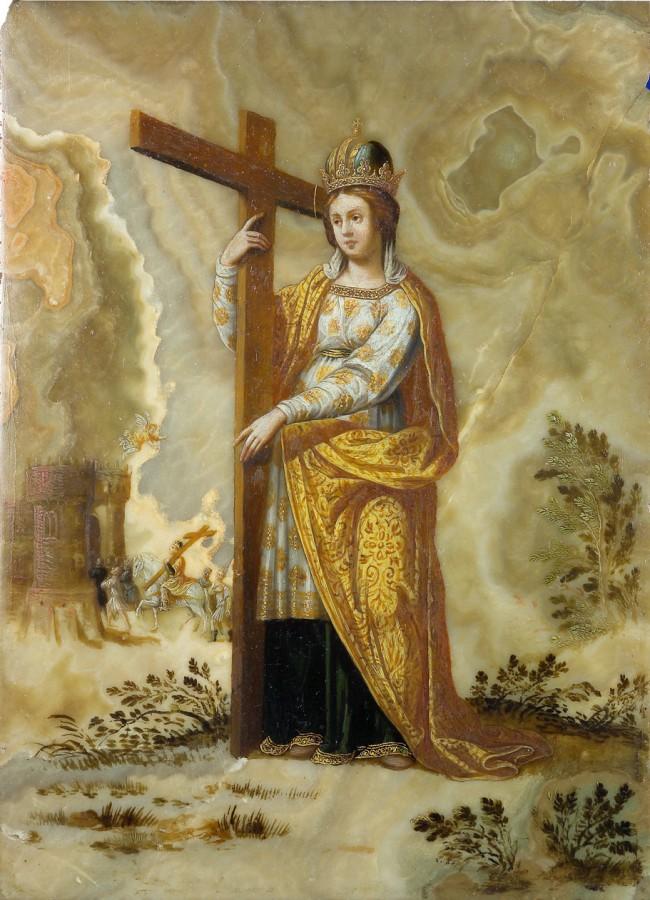 Sainte Hélène, 17e siècle
