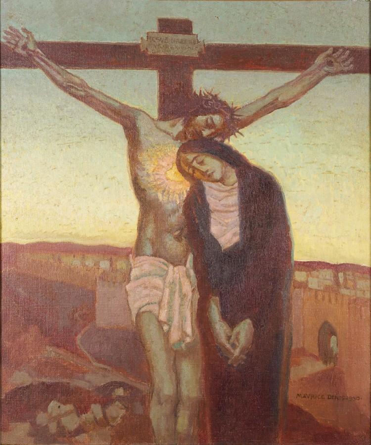 Le Sacré-Cœur, Maurice Denis, 1930