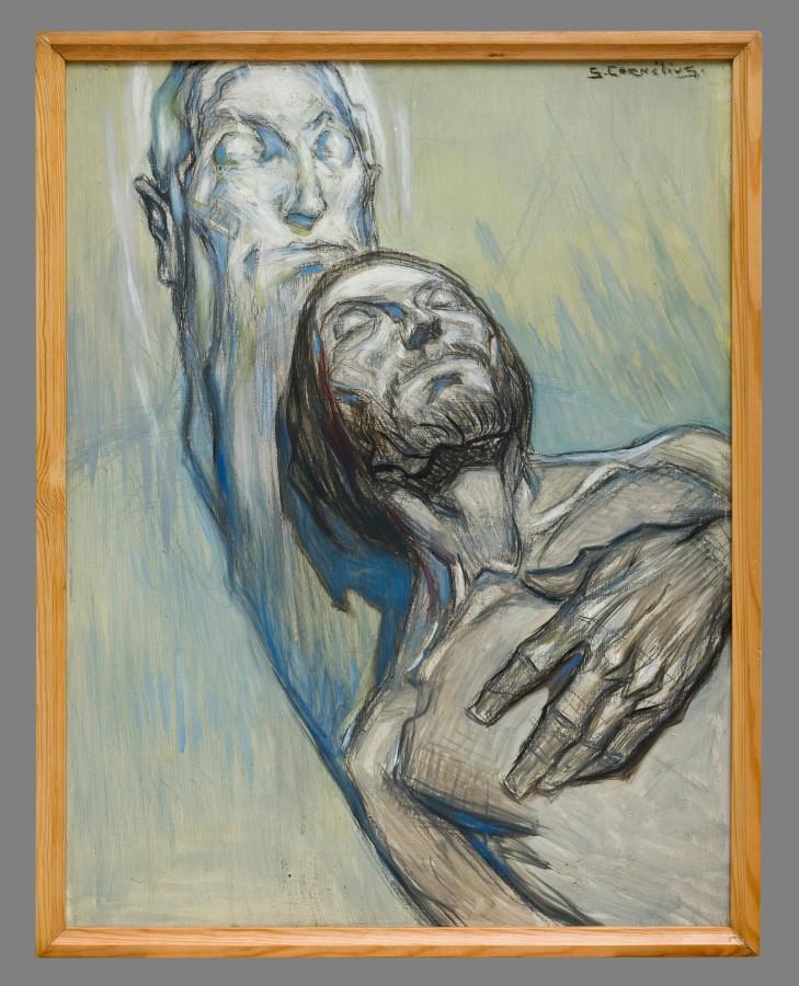 Ascension dans les bras du Père, Jean-Georges Cornélius