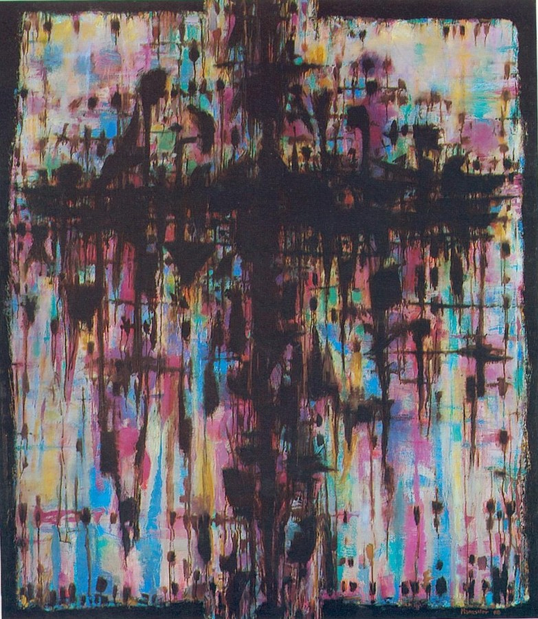 La passion selon saint Jean, Alfred Manessier, 1988