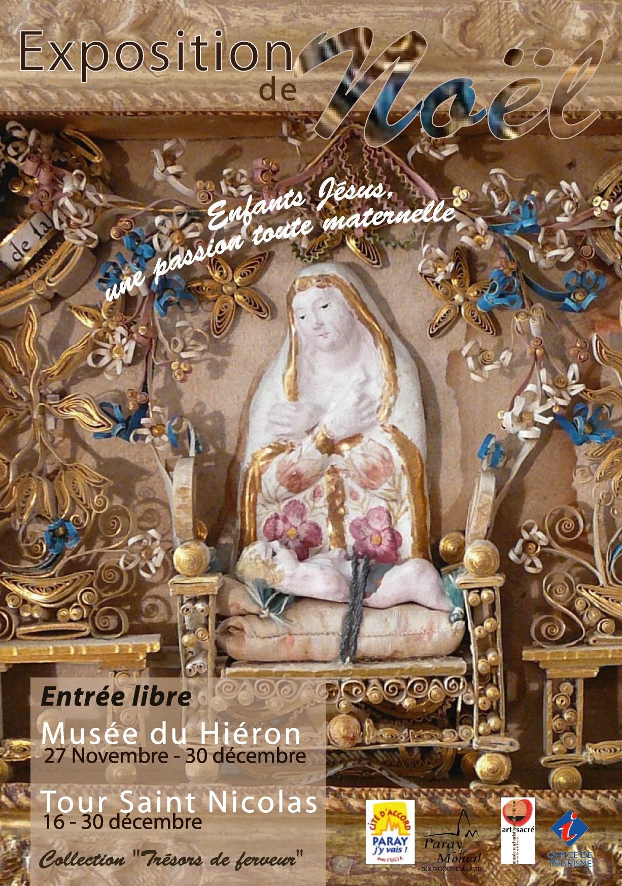 Exposition Noël 2012