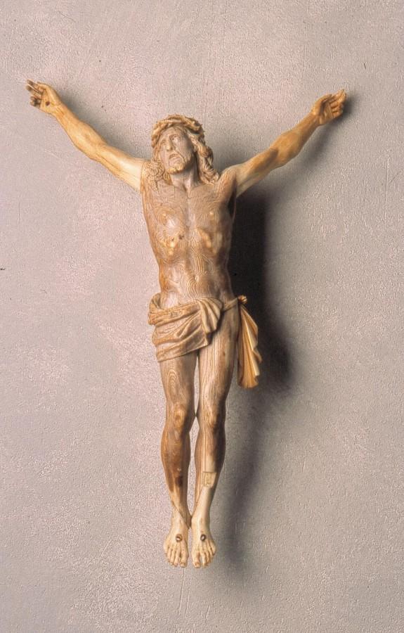 Christ en croix, 17e siècle