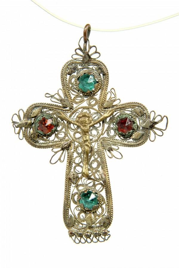 Croix pectorale, 18e siècle