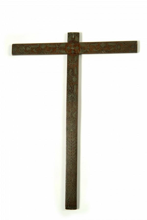 Croix bénédictine, 17e siècle