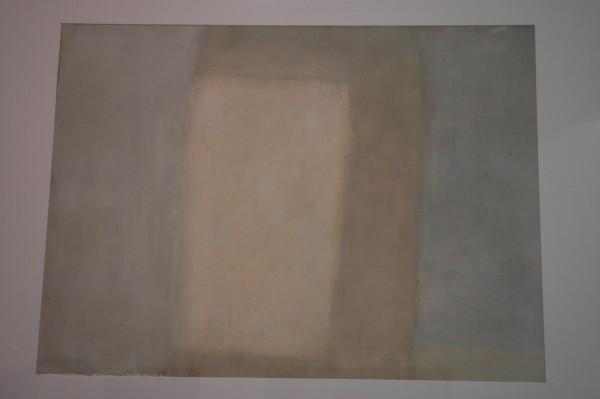 Vie silencieuse grande lumière, Alexandre Hollan, 2005