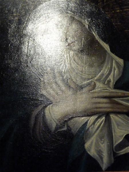 Regard sur les collections - Vierge, Frédéric Hubert