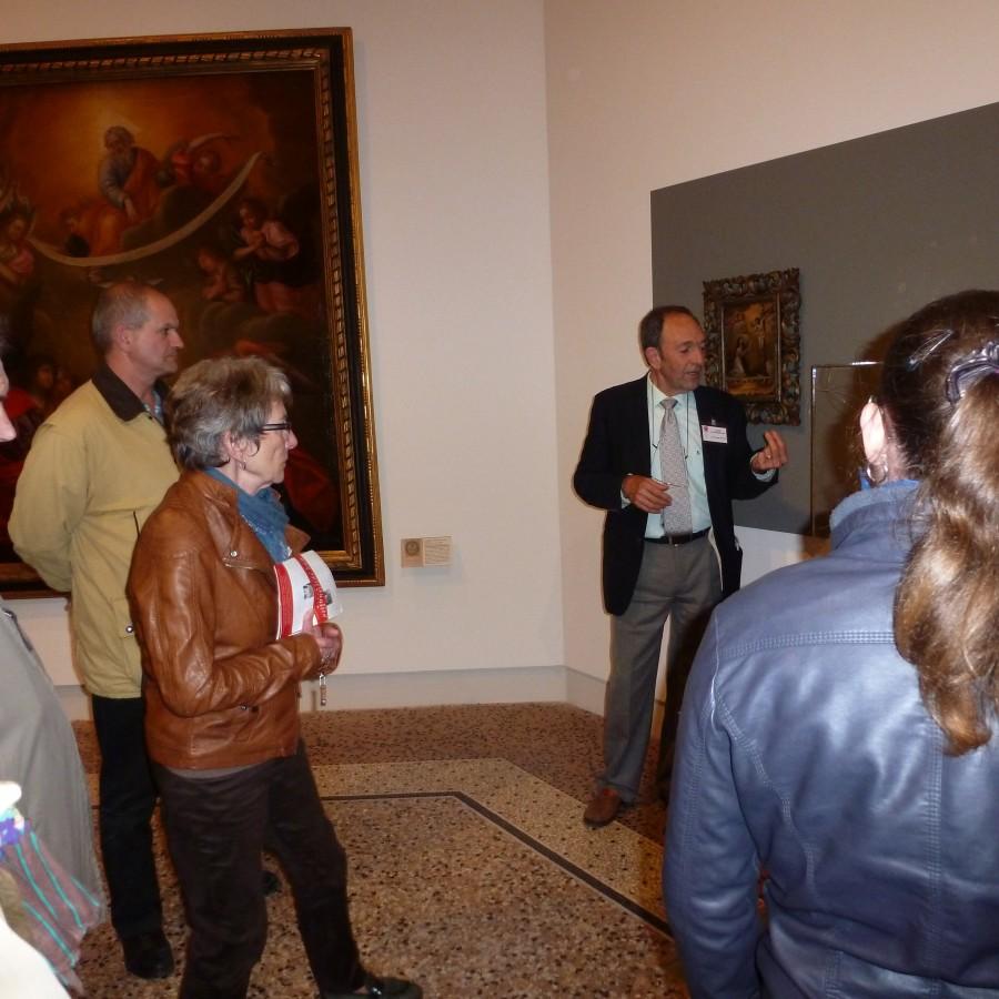 Visite guidée pendant la Nuit des musées