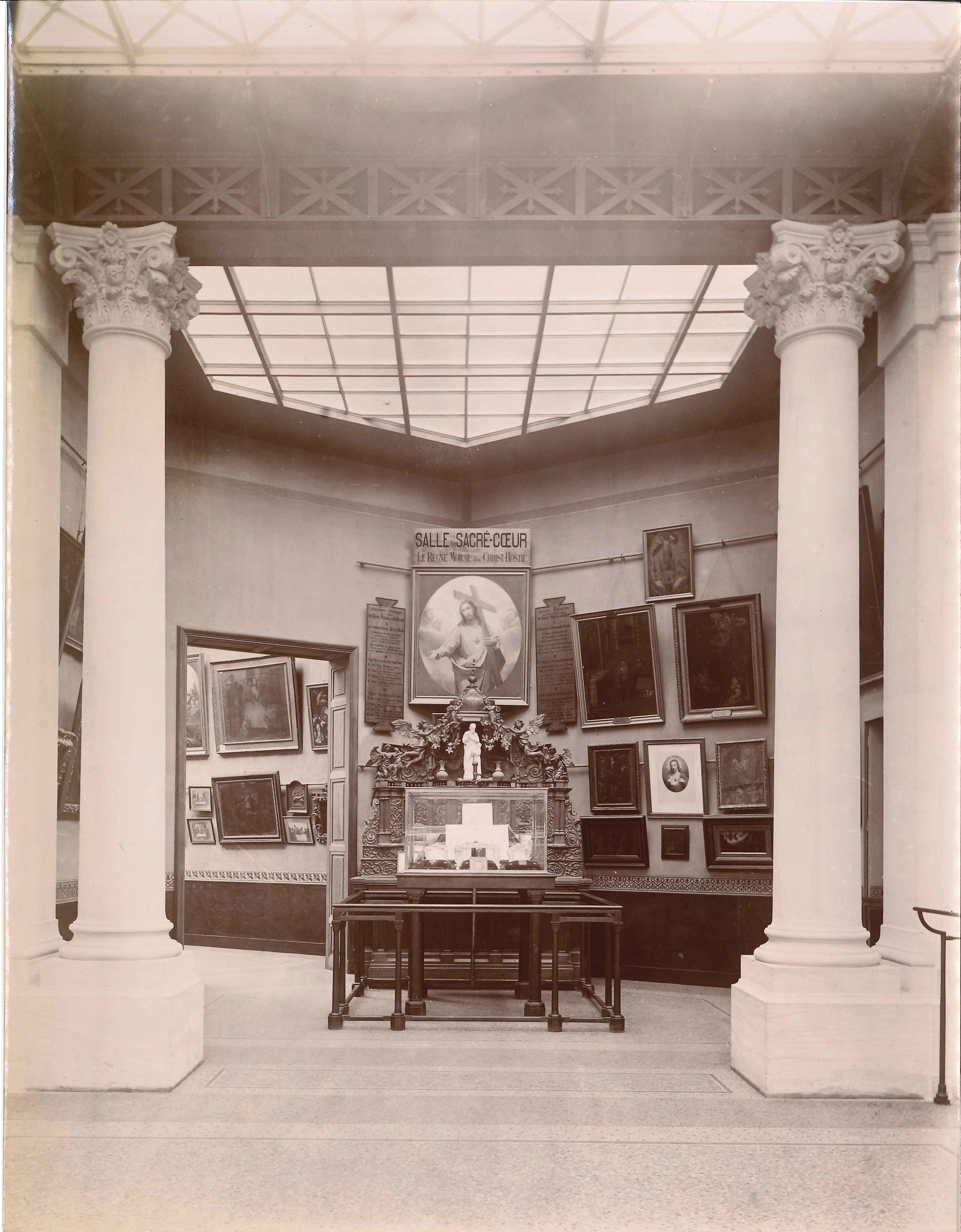 La salle du Sacré-Coeur