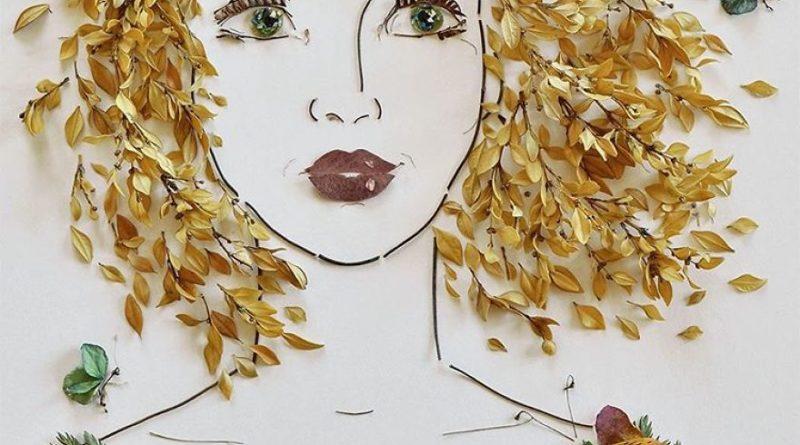 Atelier DIY «Portrait floral»
